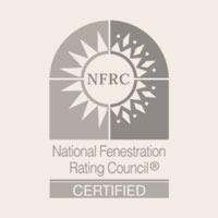 NFRC National Fenestration Rating Coucil